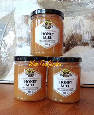 CANADIAN ORGANIC HONEY